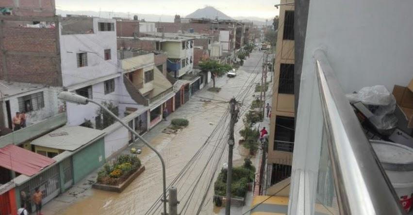 SENAMHI pronostica más lluvias y recomienda estar alertas - www.senamhi.gob.pe