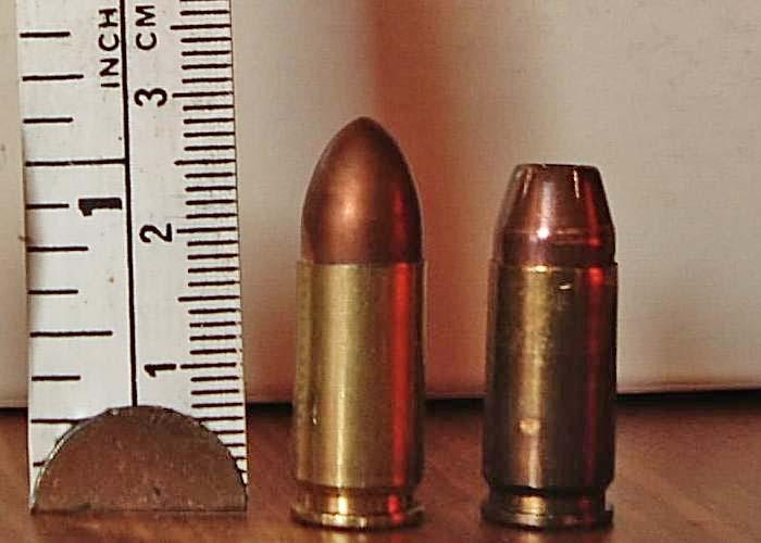 SHTF 9mm, 40 S&W, 45 ACP | SHTF Calibers