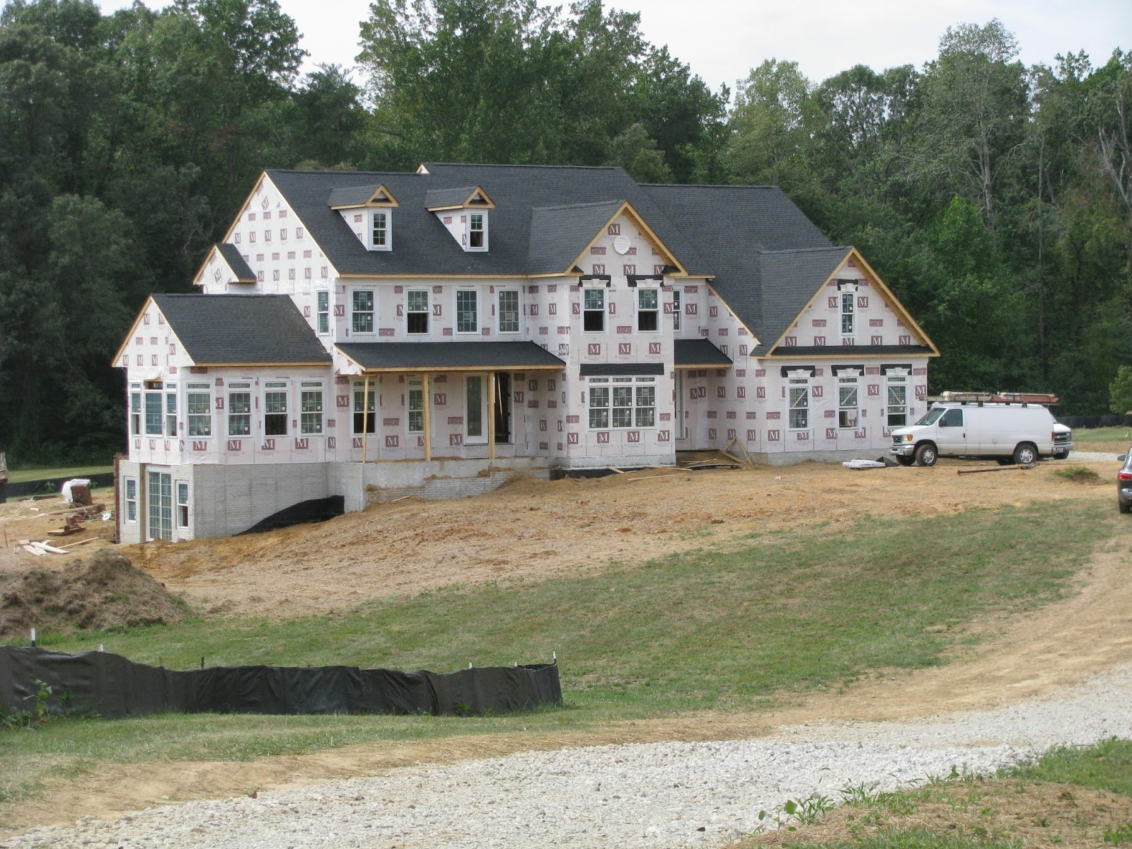 Davidsonville news september 2013 - Building a new home ...