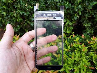 Touchscreen Hape Outdoor Caterpillar S50 New Original