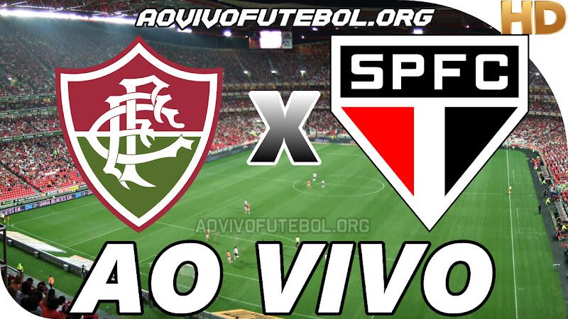 Assistir Fluminense vs São Paulo Ao Vivo HD
