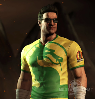 Johnny Cage Calcio