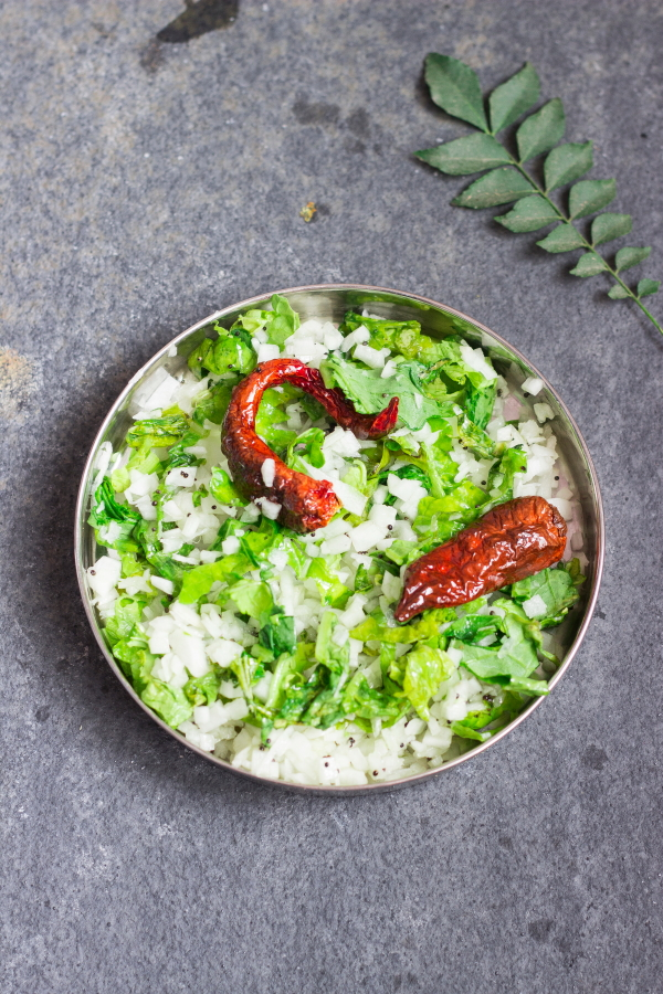 mooli moolangi salad kosambri daikon radish kochhidu grated