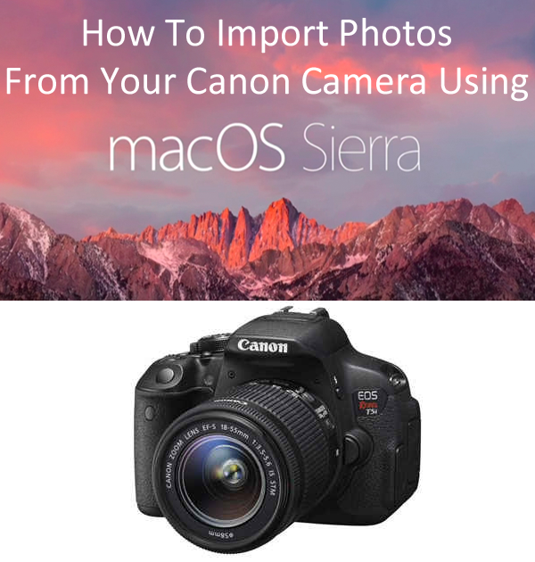 Download Photos From Canon Camera To Mac