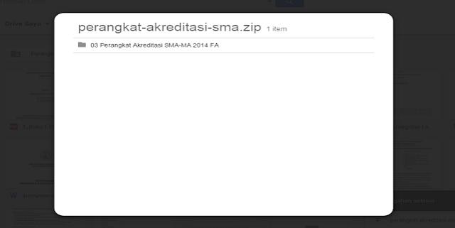 File Akreditasi SMA/SMK 2016