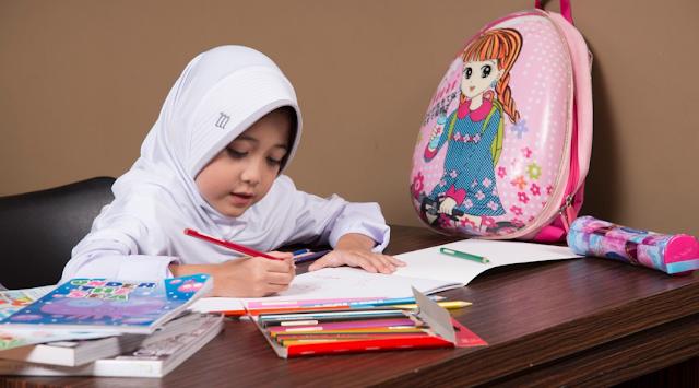 Cara mencar ilmu efektif di rumah dan sekolah Cara Belajar Efektif di Rumah dan Sekolah