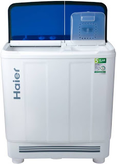 Haier 9 kg HTW90-1159 Semi Automatic washing machine