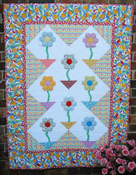 Spring Bloomers Quilt