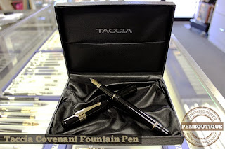 Taccia Covenant Fountain pen