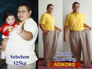 Cara mengurangi kadar lemak di perut