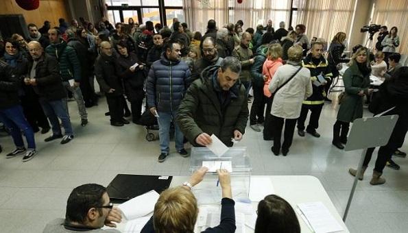 إجراء انتخابات كاطالونيا اليوم وسط ترقب واهتمام شديد