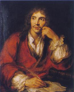 Πορτραίτο του Μολιέρου