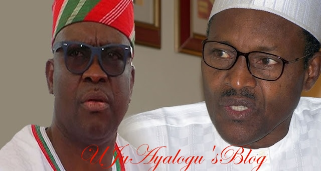How Buhari fuelled hate speeches, tension in country ― Fayose
