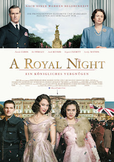 A Royal Night Out (2015) Bluray 720p Sub Indo Film