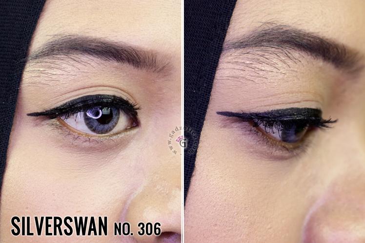 Silver Swan No 306