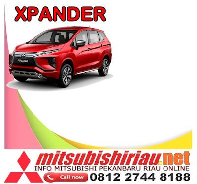 Simulasi Paket Kredit Murah Mitsubishi Xpander Pekanbaru Riau Terbaru