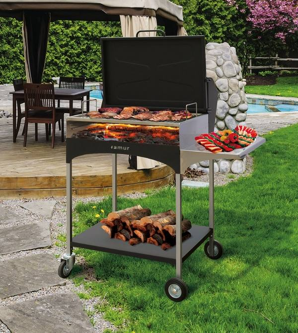 satopharm patio bbq ideas have fun with friends and family
