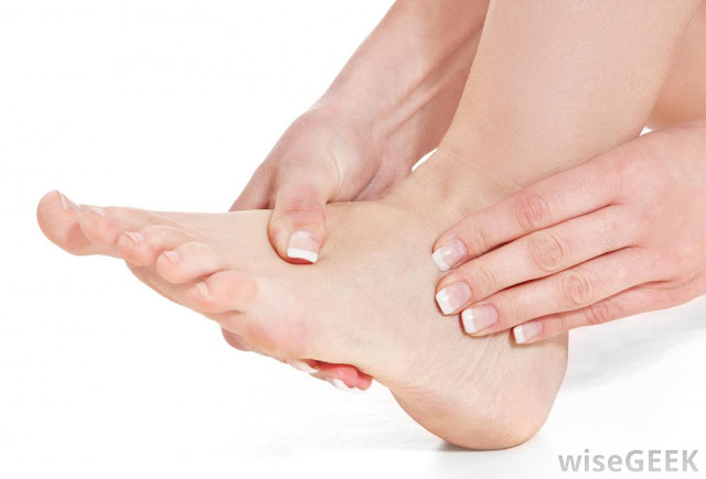 Cure Your Foot Problems Easily!