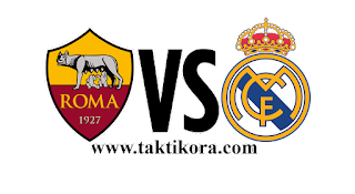 ريال مدريد وروما بث مباشر