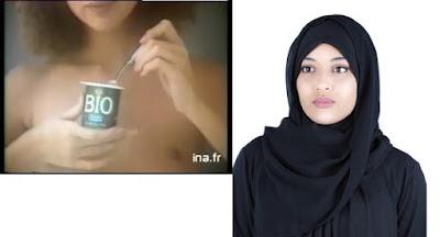 """La nudité pour un yaourt ou le voile pour la """"pudeur"""" : la femme selon le CCIF"""