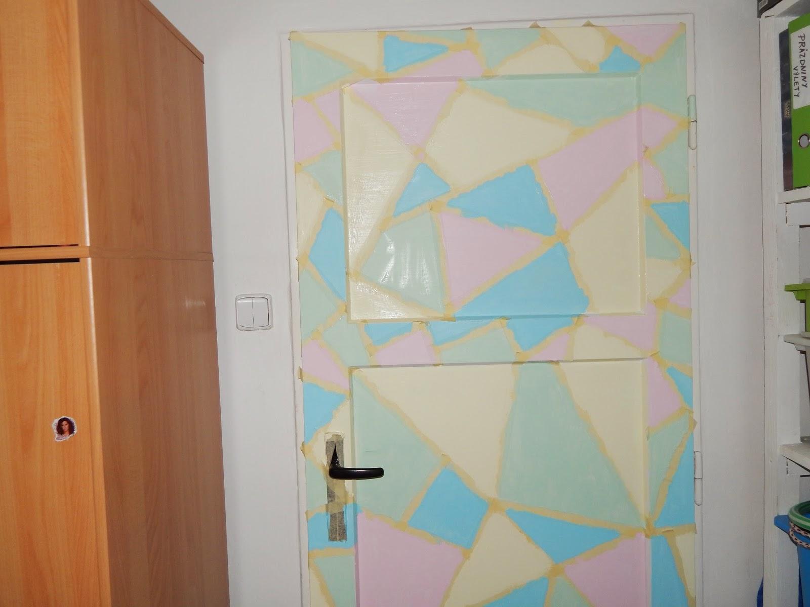 Předělávka starých dveří