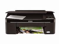 Epson TX121 Printer Driver for Windows 7