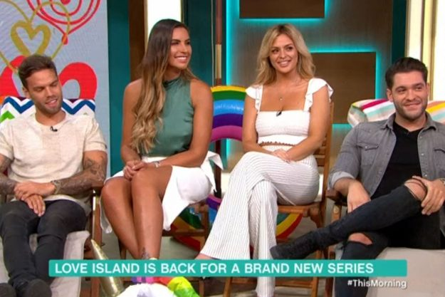 Itv2 dating show