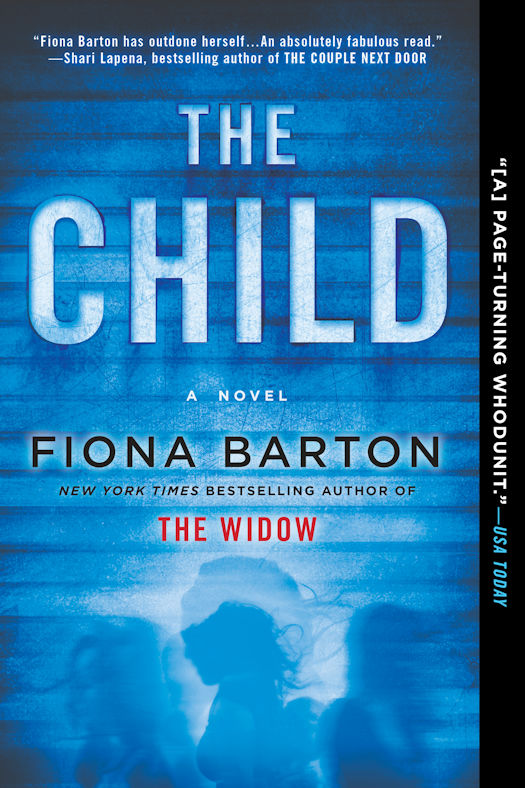 Giveaway: The Child by Fiona Barton