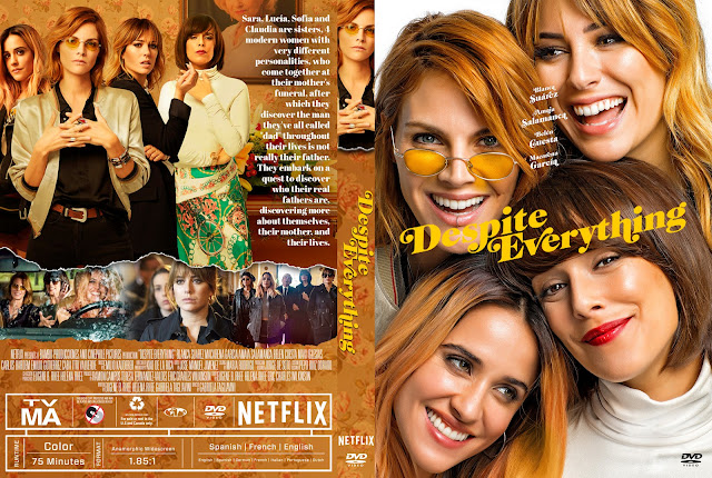 Despite Everything DVD Cover