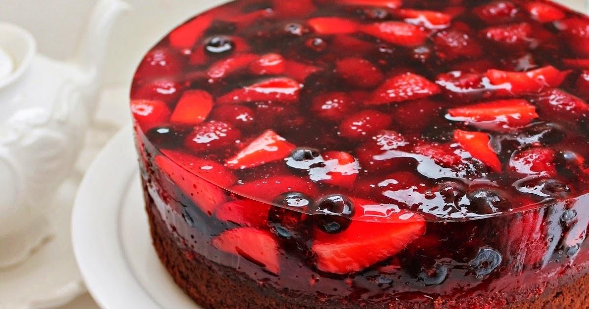 Vanilla Jello Cake