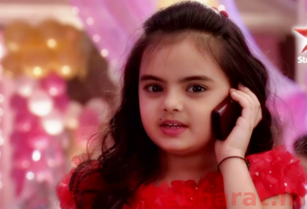 Foto Ruhanika Dhawan_Pemeran Ruhi Raman Bhalla_Serial Mohabbatein ANTV_Cantik Imut Cerdas_sebelas