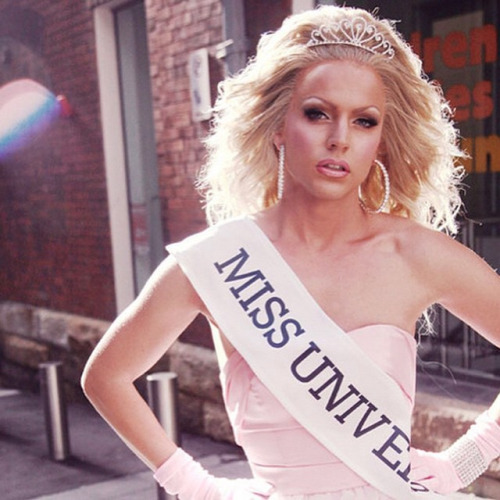 Courtney Act drag artist