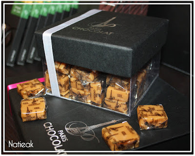 caramels de Paris chocolat