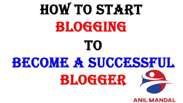 How To Start Blogging - Make A Successful Blogging Carrier