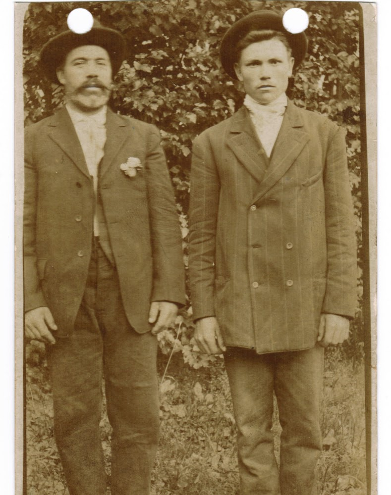 Two Doukhobor men