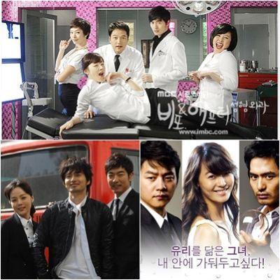 Drama yang dibintangi lee jin wook dating