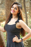 Aswini in lovely Deep Neck Sleeveless Black Dress Spicy Pics ~  Exclusive 40.JPG