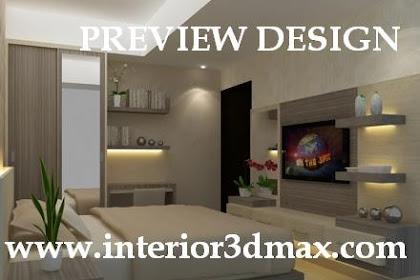 Biaya Desain interior Apartmen 400ribu