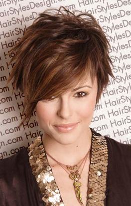 Corte de cabello cortos y modernos