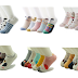 Amazon: $4.49 (Reg. $8.99) Women's No Show Socks, Animals, 5 Pairs!