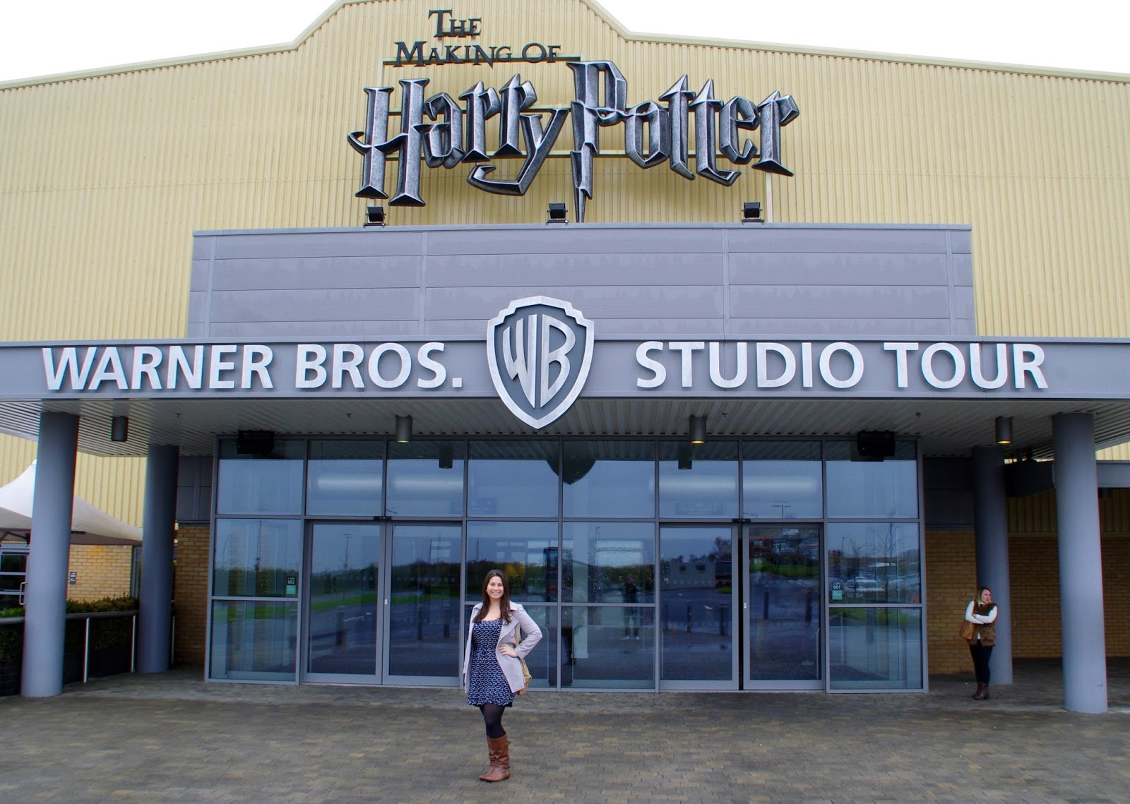 Harry Potter Studio Tour – Hogwarts in the Snow