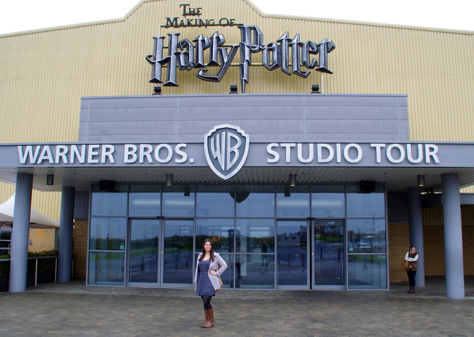 Warner Brothers Harry Potter Studio Tour