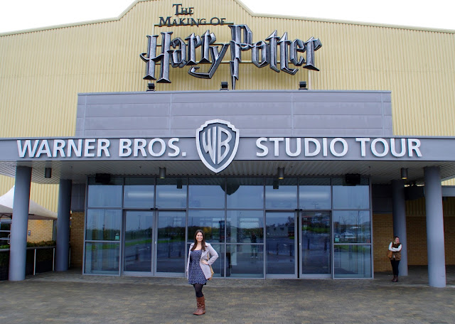 Warner Brothers Harry Potter Studio Tour