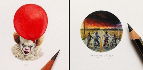 00-Claudia-Maccechini-Miniature-Tiny-Drawings-www-designstack-co