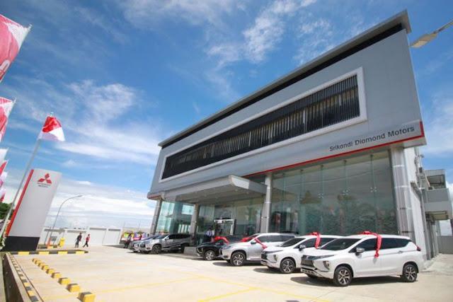 Mitsubishi Buka Diler Mobil Penumpang di Cikupa Tangerang