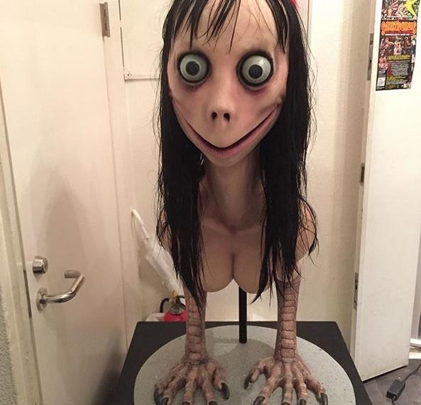 Porno yıldızı Jenna Hazeden korku filmi