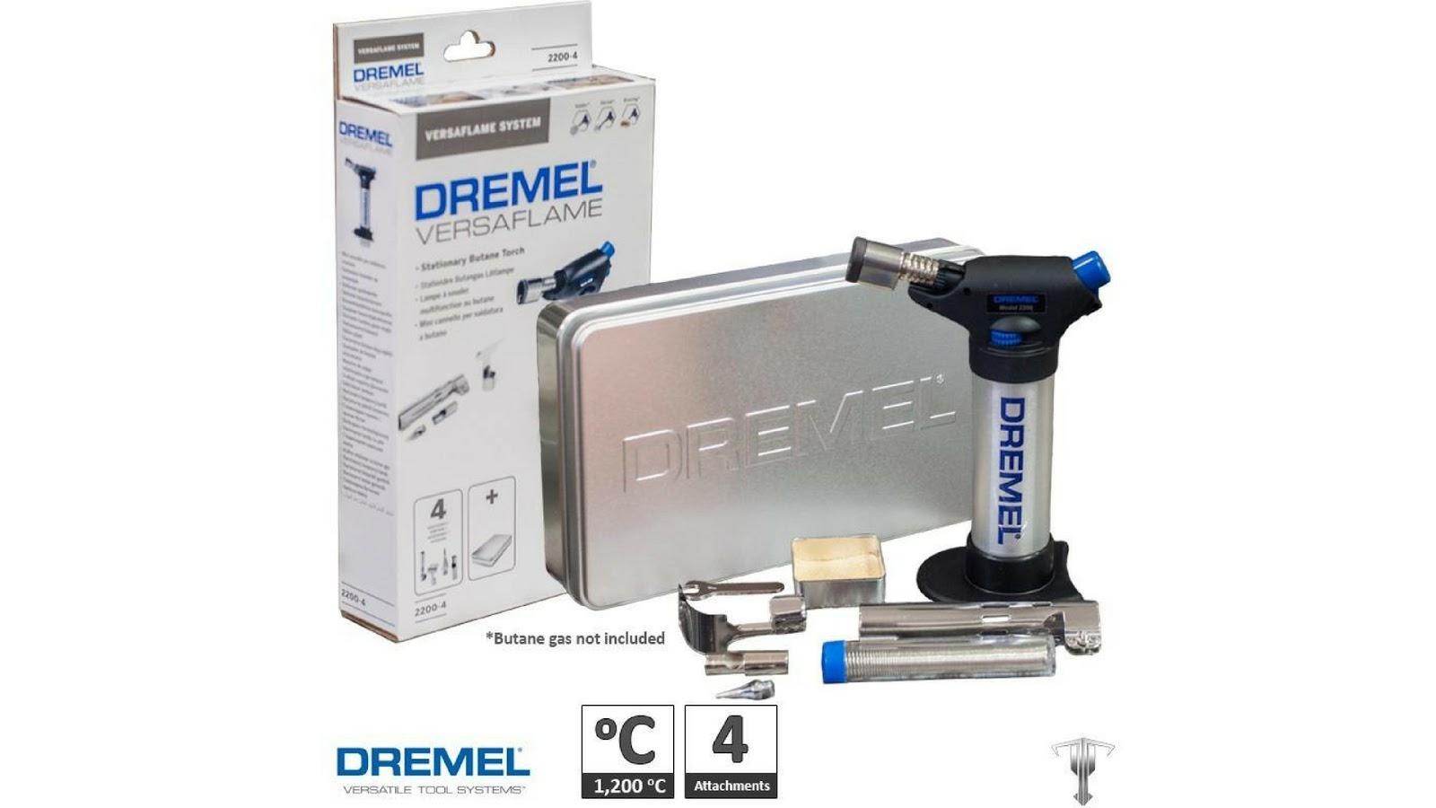 DREMEL® VersaFlame (2200-4) set