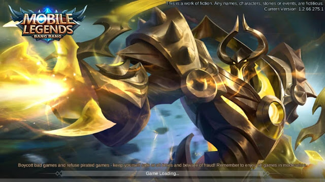 Stuck Loading Screen Error Mobile Legends