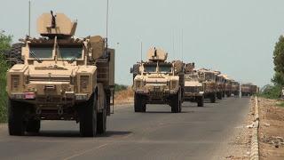 التطورات والاحداث المتسارعة بمدينة الحديدة بعد اعلان الحوثي استهدافة مطار ابو ظبي