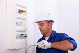 Les services d'installation électrique d'un professionnel